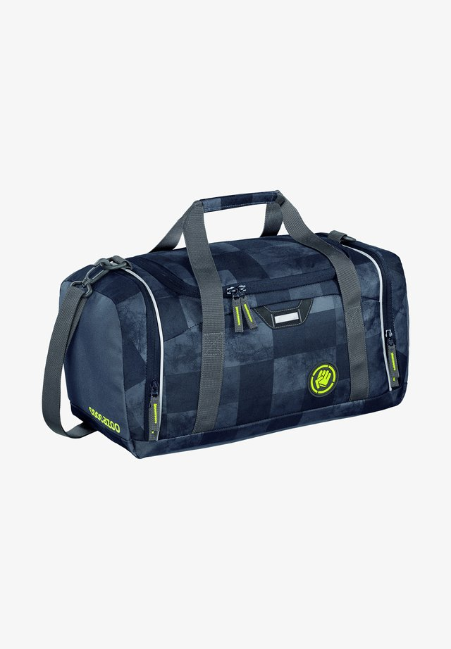 SPORTERPORTER  - Sports bag - mamor check