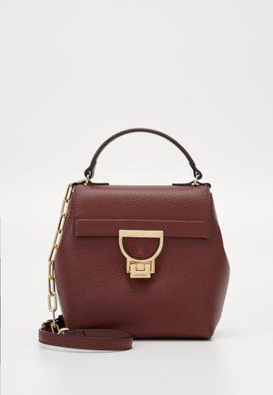 ARLETTIS - Handbag - marsala