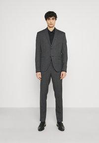 Isaac Dewhirst - Oblek - grey - 0