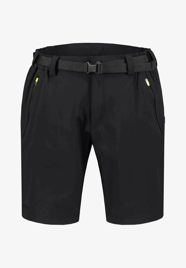 LUGO II - Short de sport - schwarz