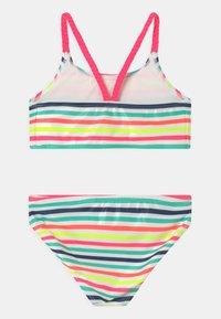 GAP - GIRL BRAIDED STRAP SET - Bikinier - retro rainbow - 1