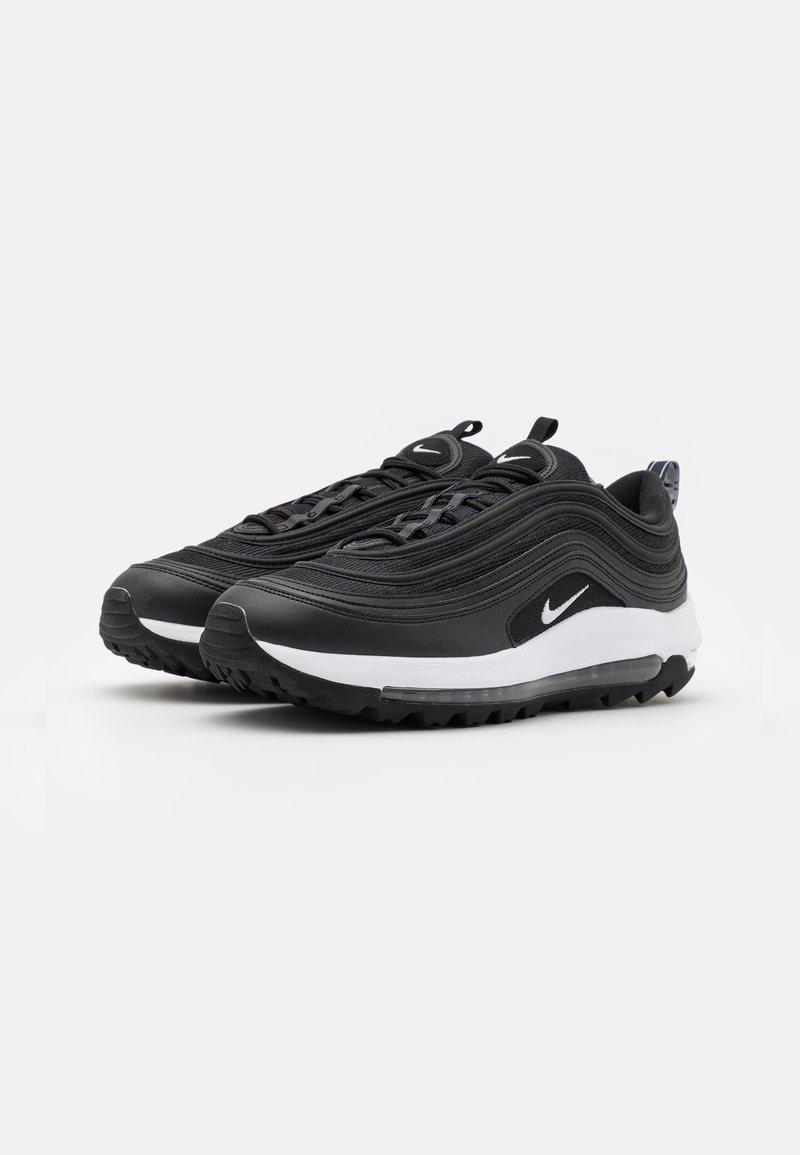 Nike Golf Air Max 97 Obuwie Do Golfa Black White Czarny Zalando Pl