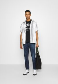 Dondup - PANTALONE - Slim fit jeans - dark-blue denim - 1