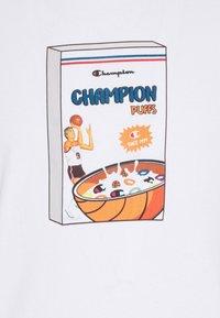 Champion Rochester - CREWNECK - Print T-shirt - white - 6