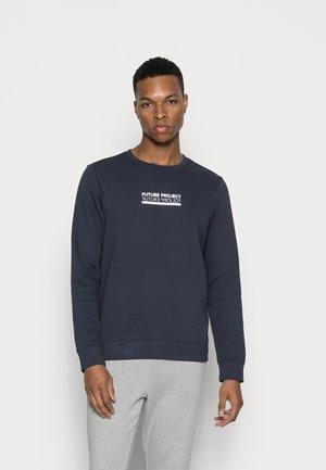 REBECKS - Sweatshirt - navy