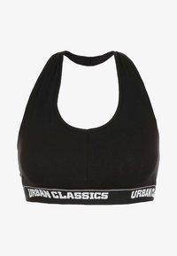 Urban Classics - Sports bra - black - 0