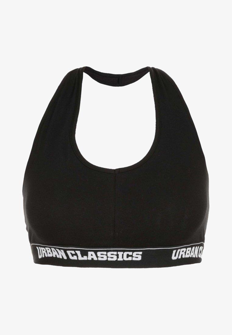 Urban Classics - Sports bra - black