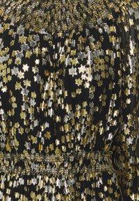 MICHAEL Michael Kors - GLAM TWINKLE STAR  - Vestido de cóctel - silve/gold - 2