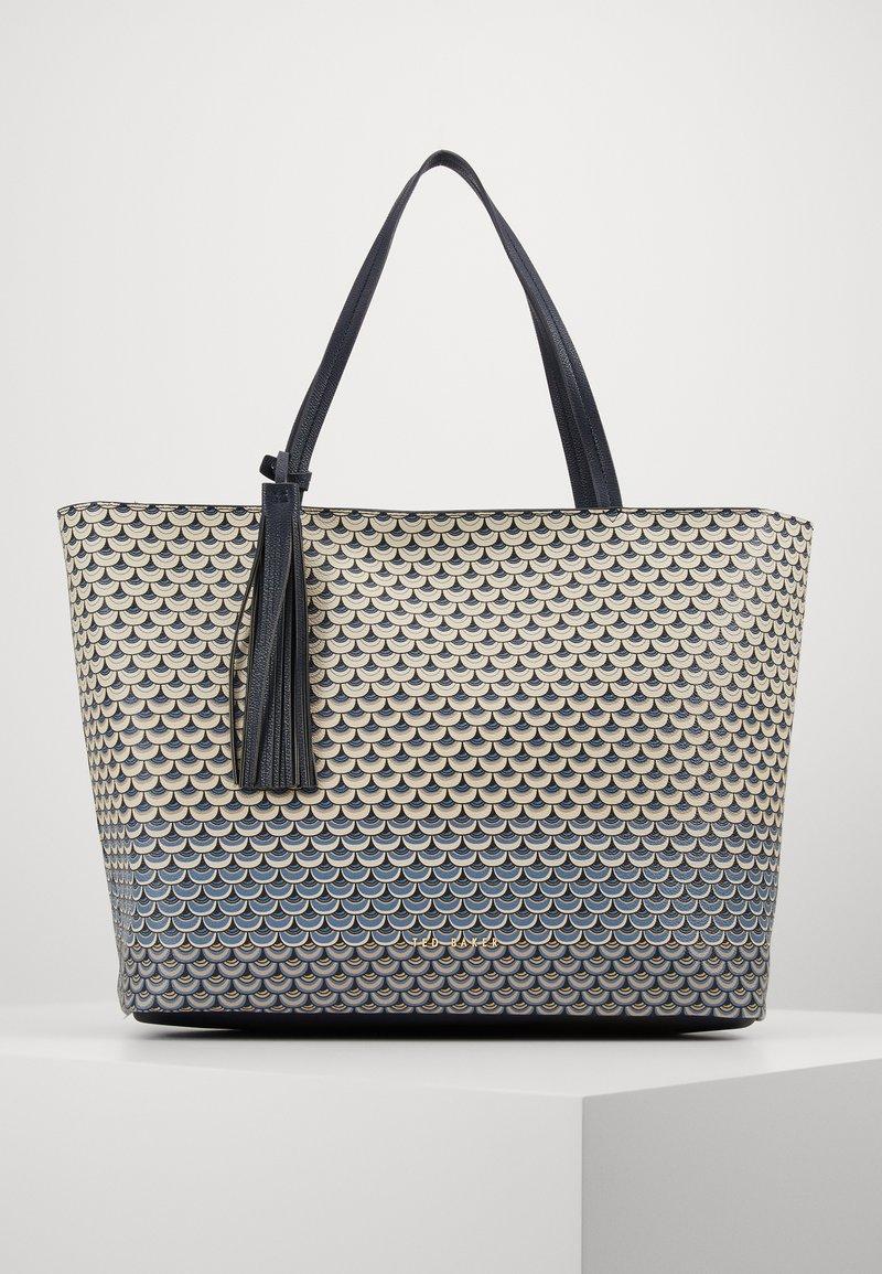 Ted Baker - BRIEELA - Shopping bag - navy