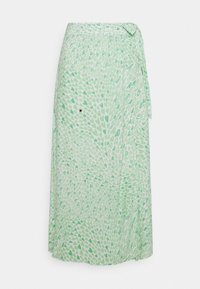 Fabienne Chapot - BOBO TARA SKIRT - Wrap skirt - green - 4