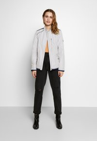 Barbara Lebek - INBETWEEN - Summer jacket - silver - 1