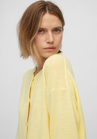 Marc O'Polo - ROUND NECK - Cardigan - bleached sun - 3