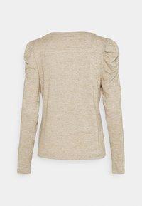 Freequent - FQLIVANA CAR - Cardigan - beige sand melange - 1