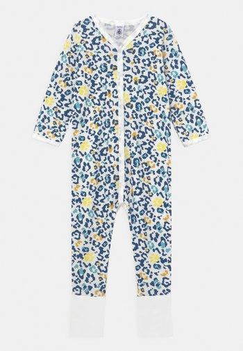 DORS BIEN SANS PIEDS UNISEX - Pyjamas - marshmallow/multi-coloured