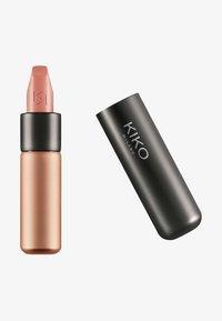 KIKO Milano - VELVET PASSION MATTE LIPSTICK - Lipstick - 327 warm nude - 0