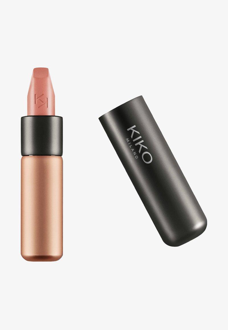 KIKO Milano - VELVET PASSION MATTE LIPSTICK - Lipstick - 327 warm nude