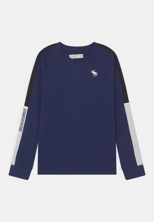 COZY SPORTY - Long sleeved top - navy