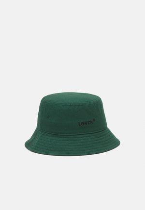 WORDMARK BUCKET HAT UNISEX - Kapelusz - regular green