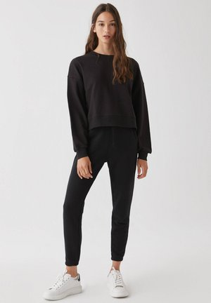 2 PACK - Sweatshirt - black