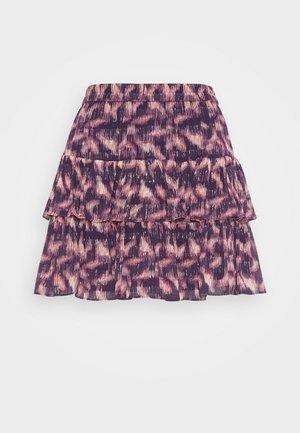 TYGASA - Mini skirt - purple