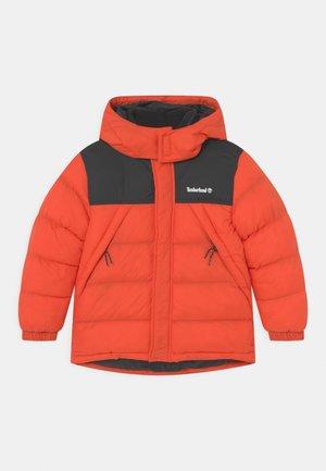 PUFFER - Winter jacket - peach