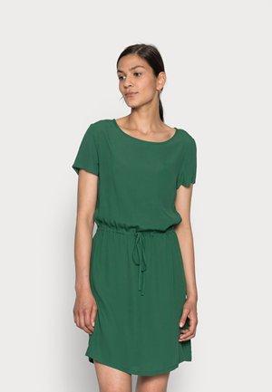 WOVEN DRESS BASIC TUNNEL - Day dress - green