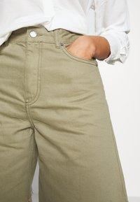 Dr.Denim - MEJA - Shorts di jeans - green agate - 3