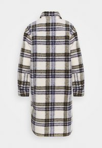Marc O'Polo DENIM - CHECK COAT LONG - Classic coat - multi/pale beige - 2