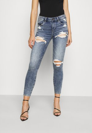 JEGGING - Slim fit jeans - misty sky