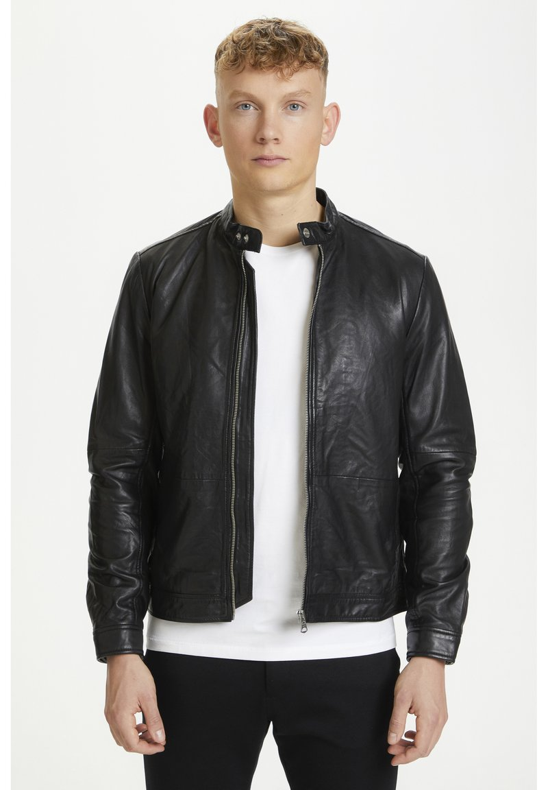 Matinique - Leren jas - black