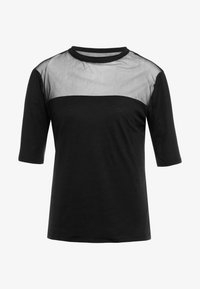 The Kooples - Print T-shirt - black - 4