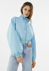 Bershka - Summer jacket - light blue - 0