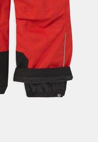 Reima - WINTER TAKEOFF UNISEX - Zimní kalhoty - tomato red - 3