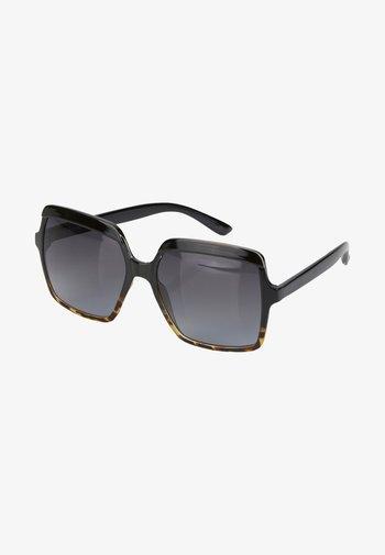Sunglasses - schwarz/multicolor
