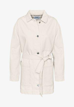 CLAY WORKER JACKET - Krátký kabát - light beige