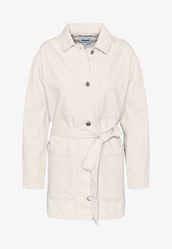 CLAY WORKER JACKET - Short coat - light beige