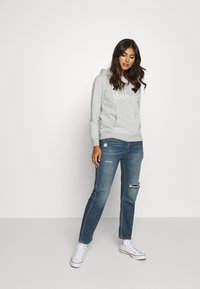 GAP - Hoodie - light heather grey - 1
