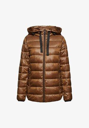 KAPUZE - Light jacket - toffee