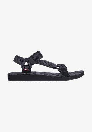 KROSSA - Walking sandals - schwarz