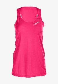 Winshape - MCT006 ULTRA LIGHT - Sports shirt - deep pink - 2