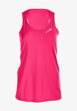 MCT006 ULTRA LIGHT - Sports shirt - deep pink