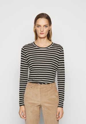 TOM - Long sleeved top - anthrazit