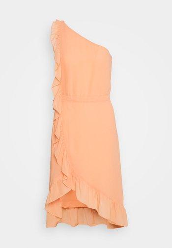 ROSALINA KENDRA DRESS - Vestido de cóctel - coral