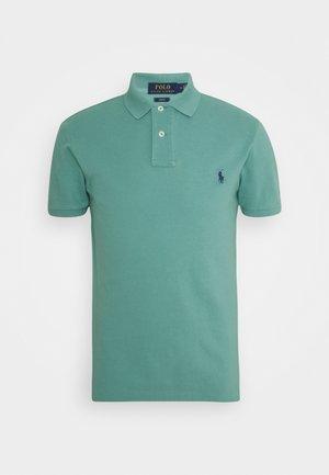 SLIM FIT - Polo shirt - seafoam
