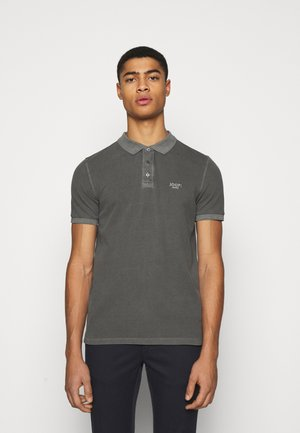 AMBROSIO - Polo shirt - anthracite