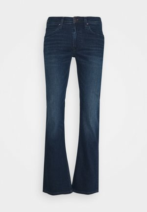 TRENTON - Jean bootcut - blue denim