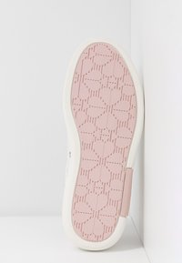 kate spade new york - CUPSOLE LACE UP - Trainers - optic white/tutu pink - 6