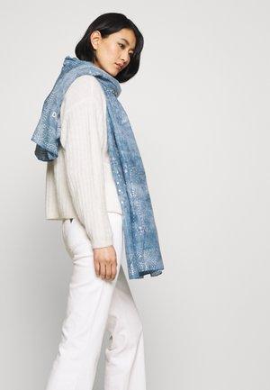 FOUL GALAXY - Sjaal - gris blue