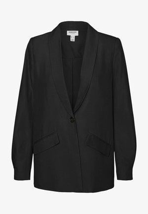 BLAZER LOOSE FIT - Blazer - black