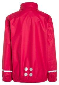 LEGO Wear - JAMAICA - Waterproof jacket - red - 2